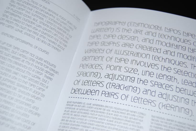 Deibi Free font 14