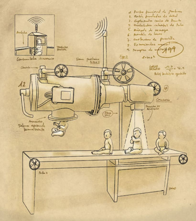 Inventos imposibles 1