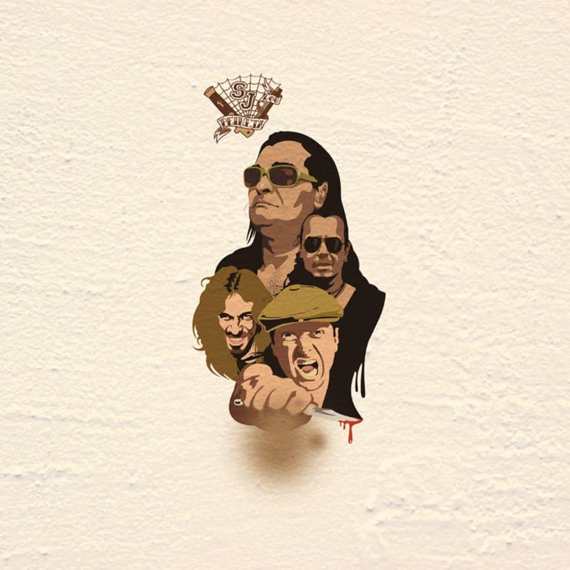 """Fundación Tony Manero """"Pandilleros"""" 4"""