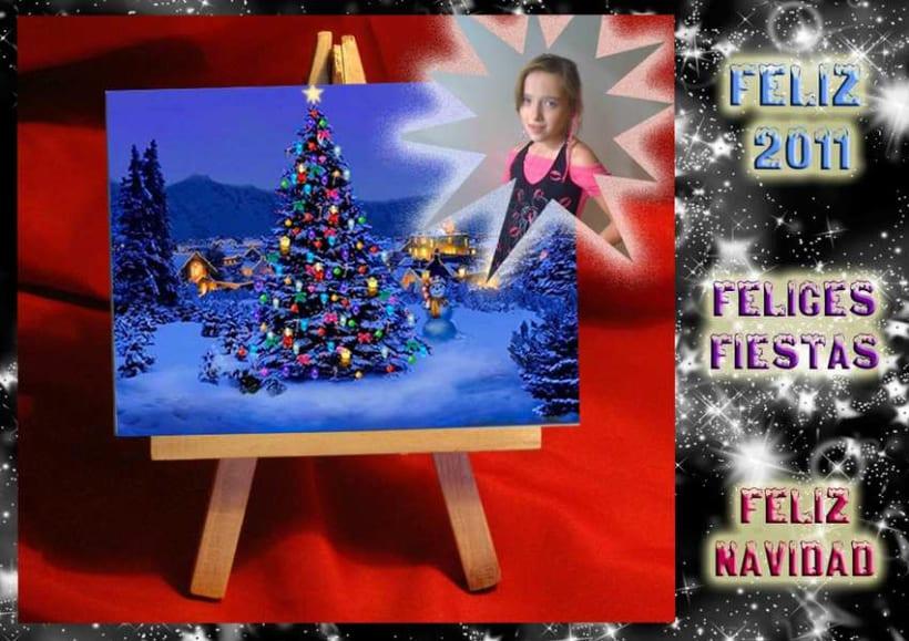 Tarjeta navideña 6