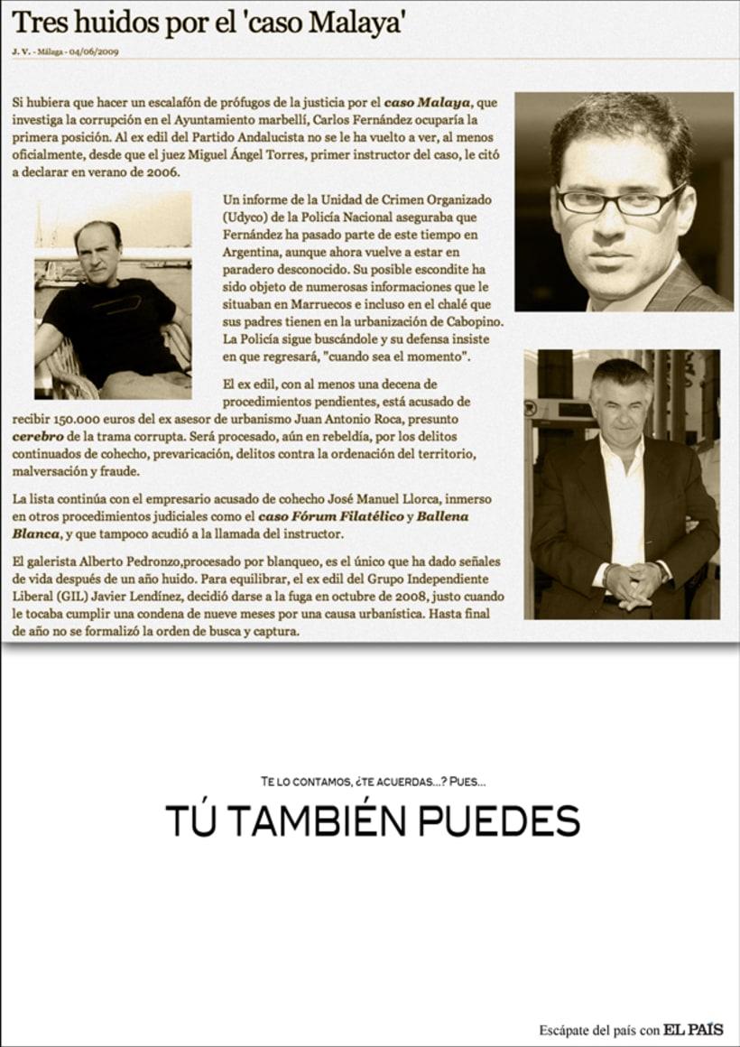Escápate con El País 3