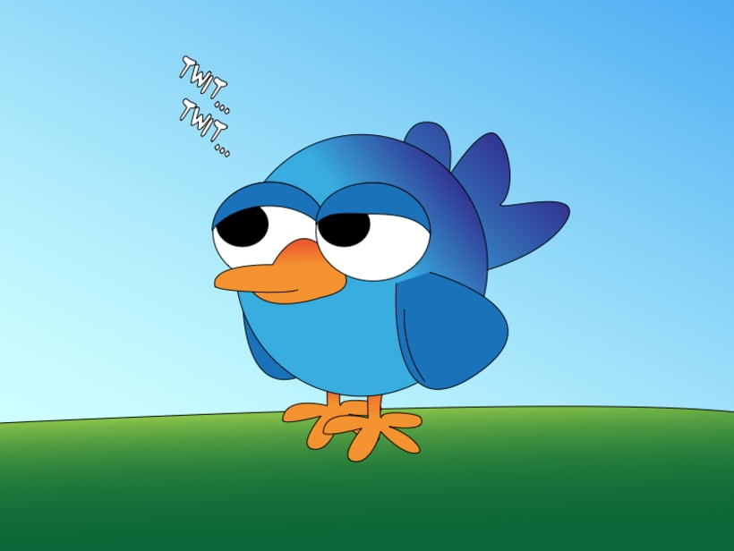 Twit twit... 1