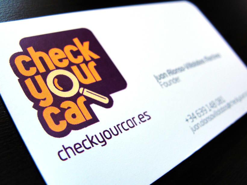 Check Your Car Imagen Corporativa 1