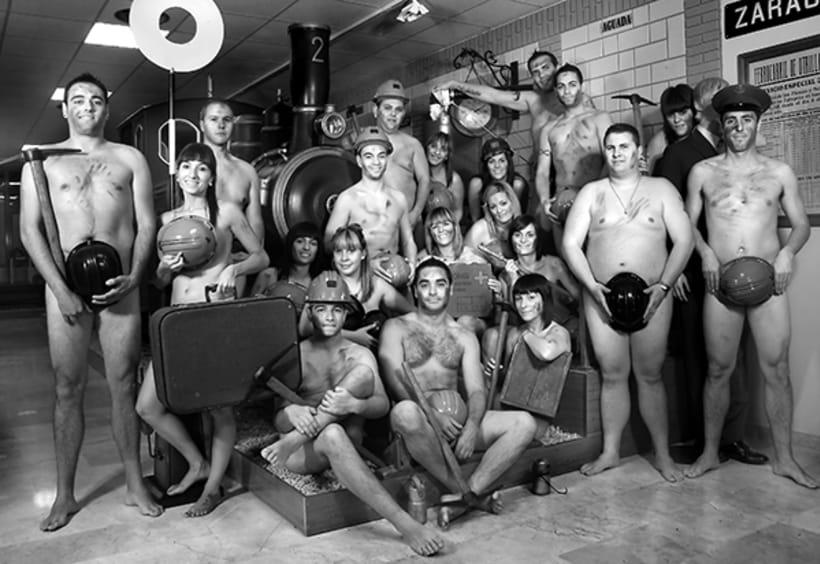 Desnudo Comisión Fiestas de Utrillas 1