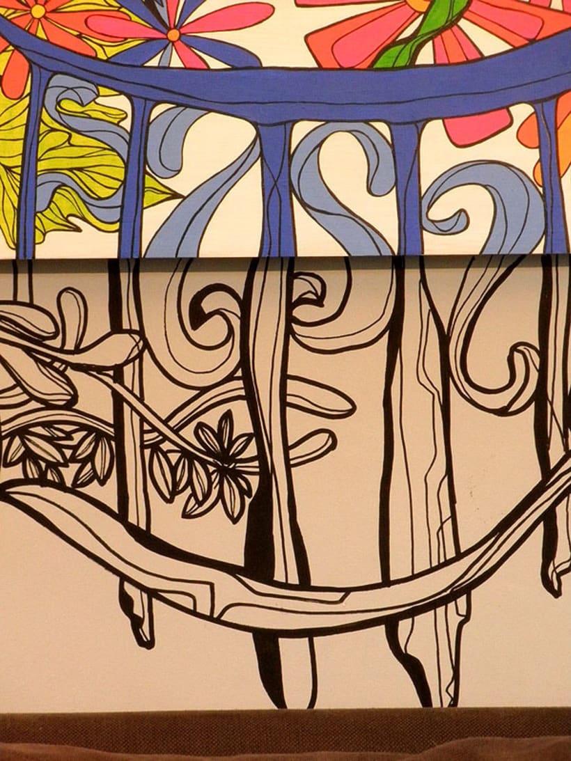 HERITAGE. PINTURA decorativa 8