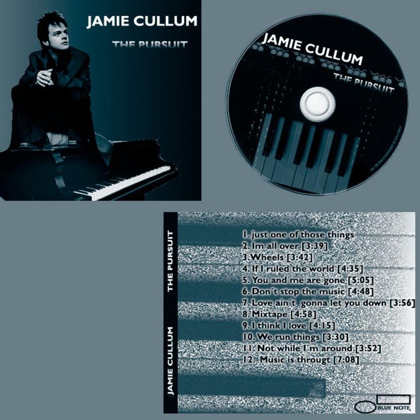 packaging CD 1