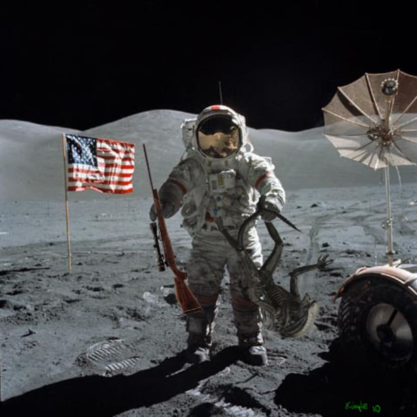 Bad Astronaut 8
