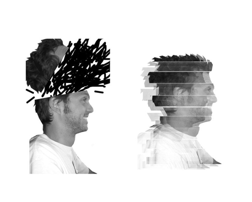 Acrilicos - collage 4