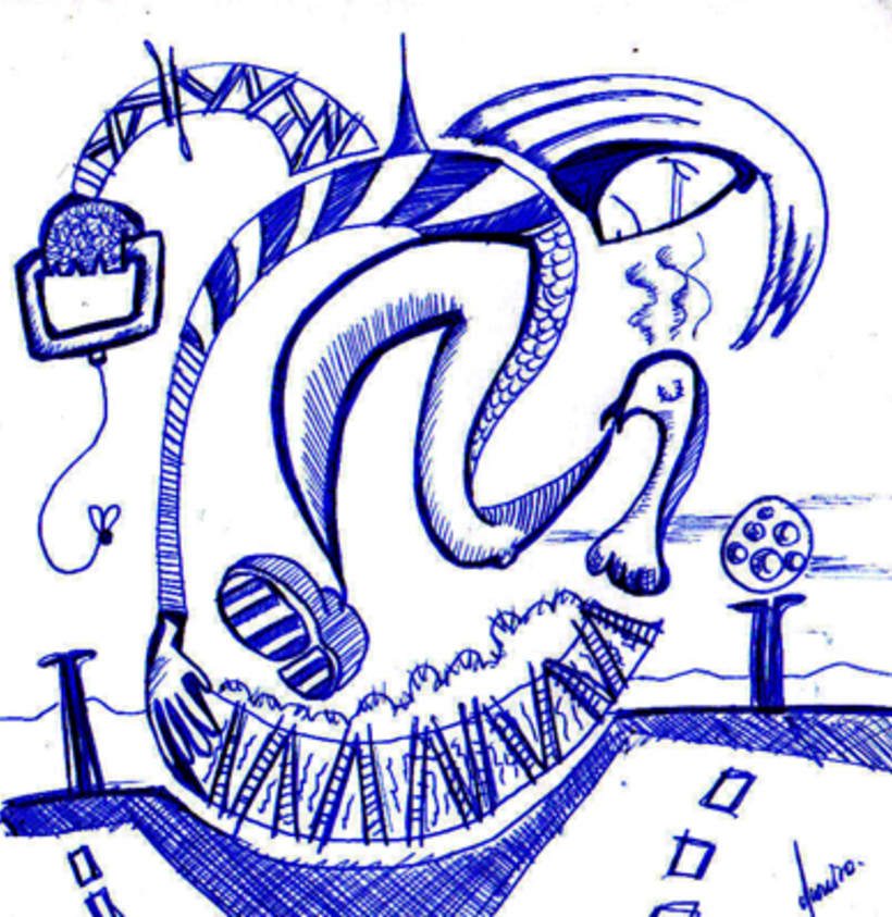 Pequeños bocetos 11