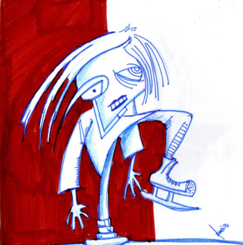 Pequeños bocetos 9