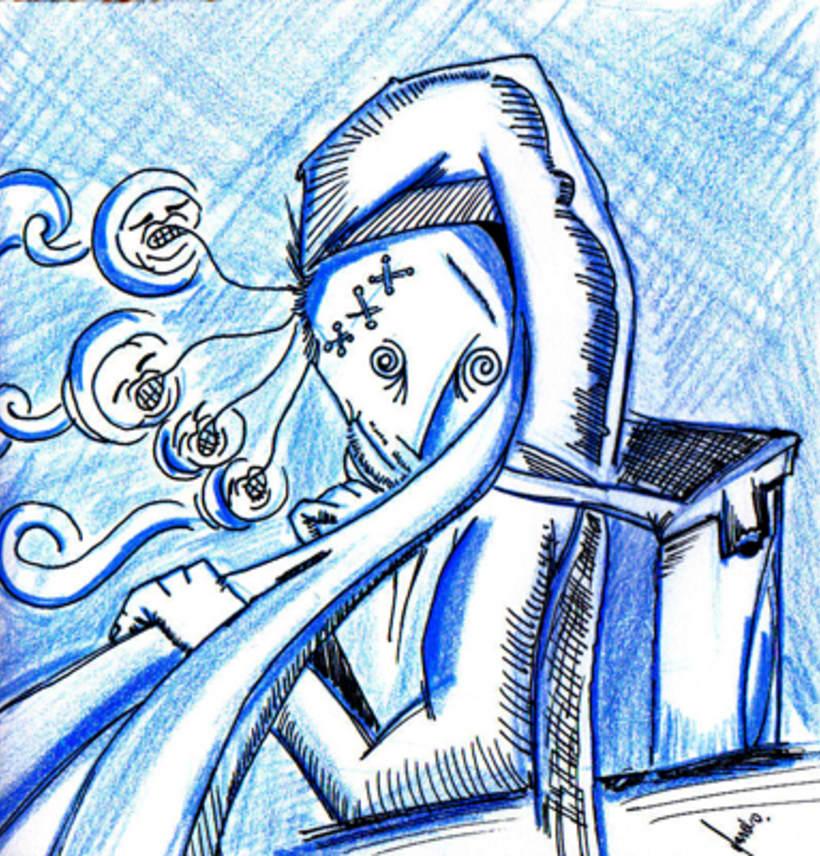 Pequeños bocetos 8