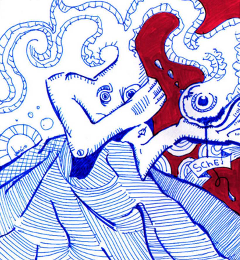 Pequeños bocetos 5