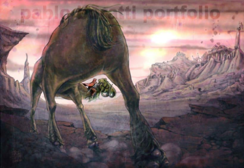 Nomads creatures 5