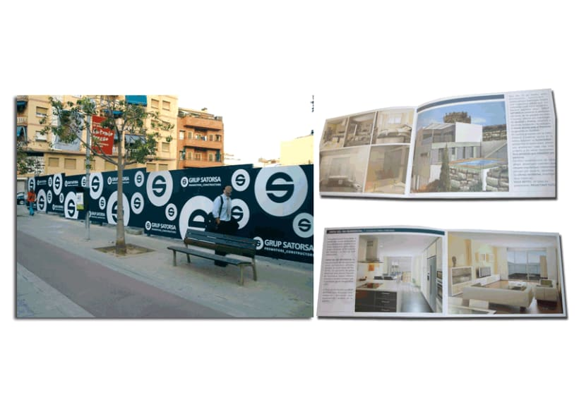 Outdoor Advertising / Corporate image 2