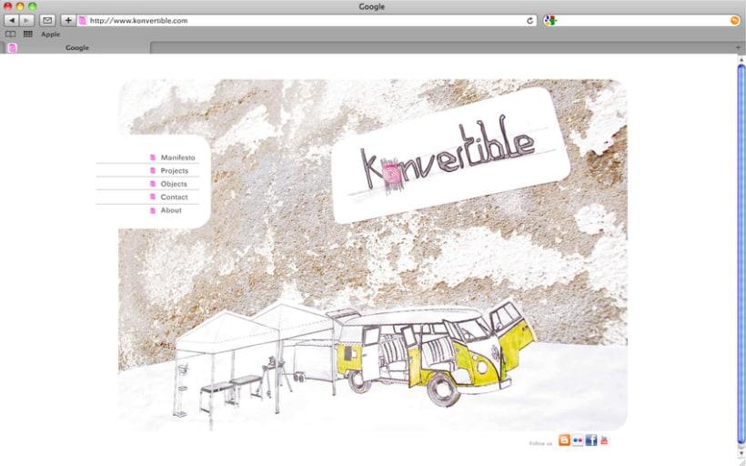 diseño konvertible 2