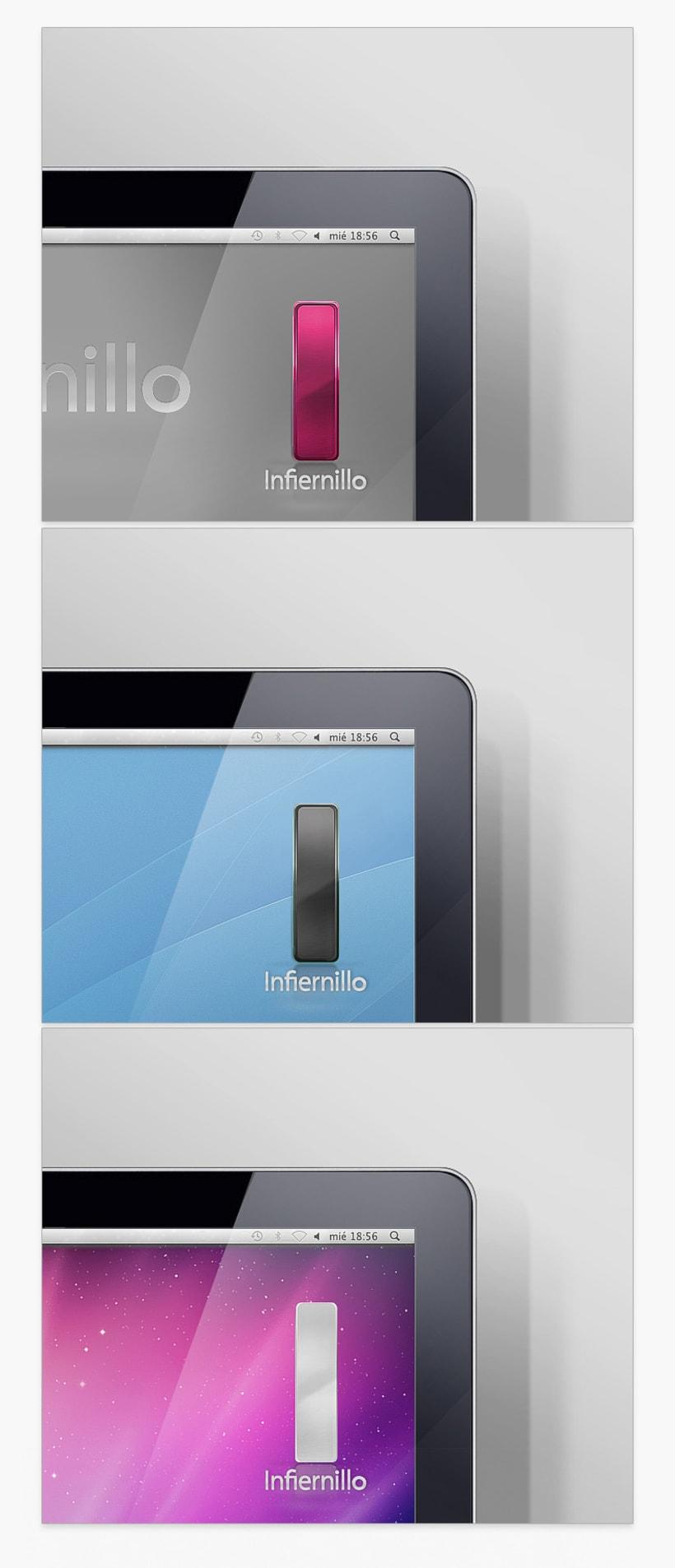 Infiernillo® 115