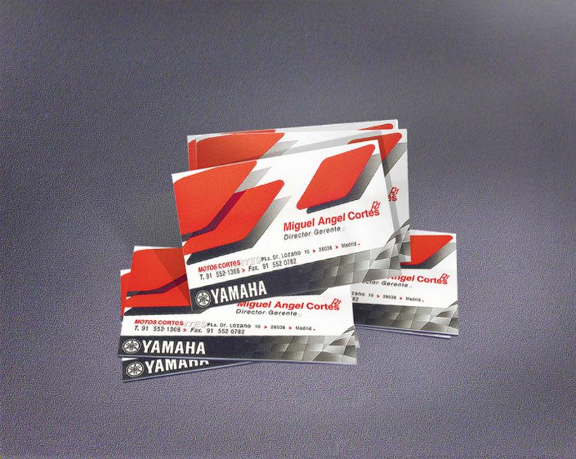 Cortes Yamaha™ 5