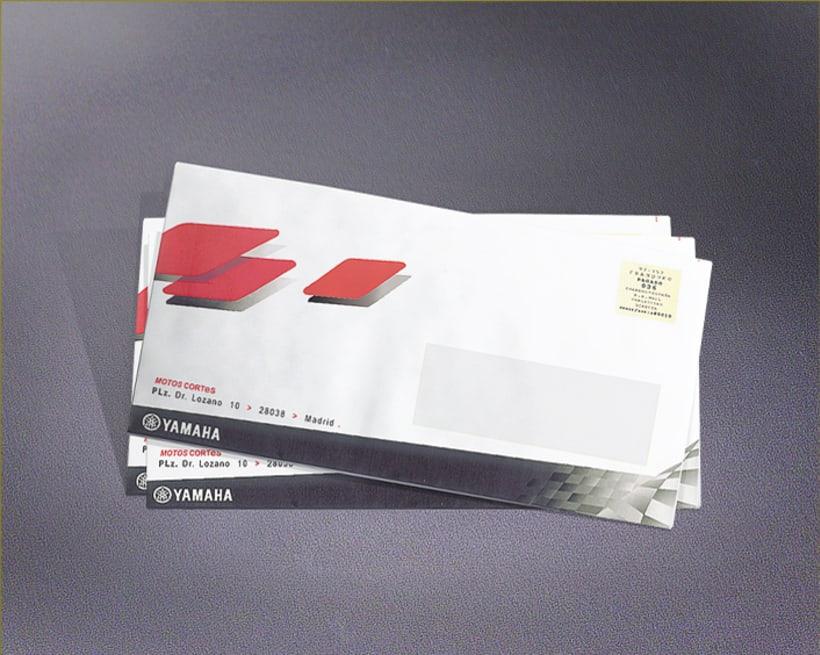 Cortes Yamaha™ 6