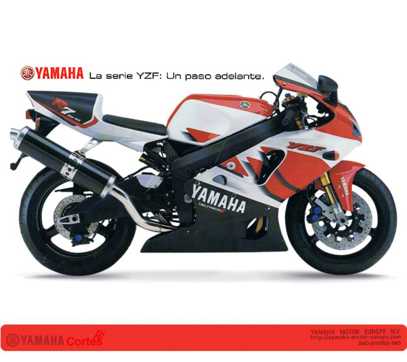 Cortes Yamaha™ 1