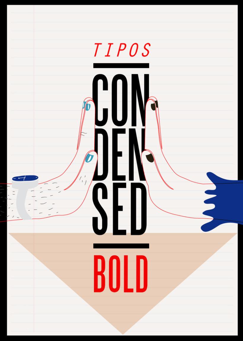 condensed 1