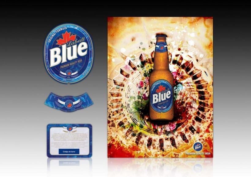 Blue Labatt 1