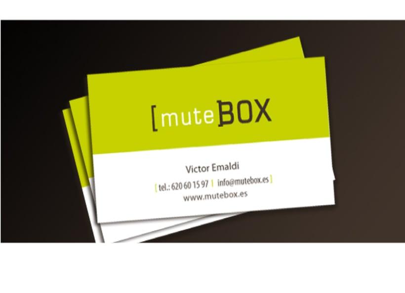 Mutebox Imagen corporativa  3