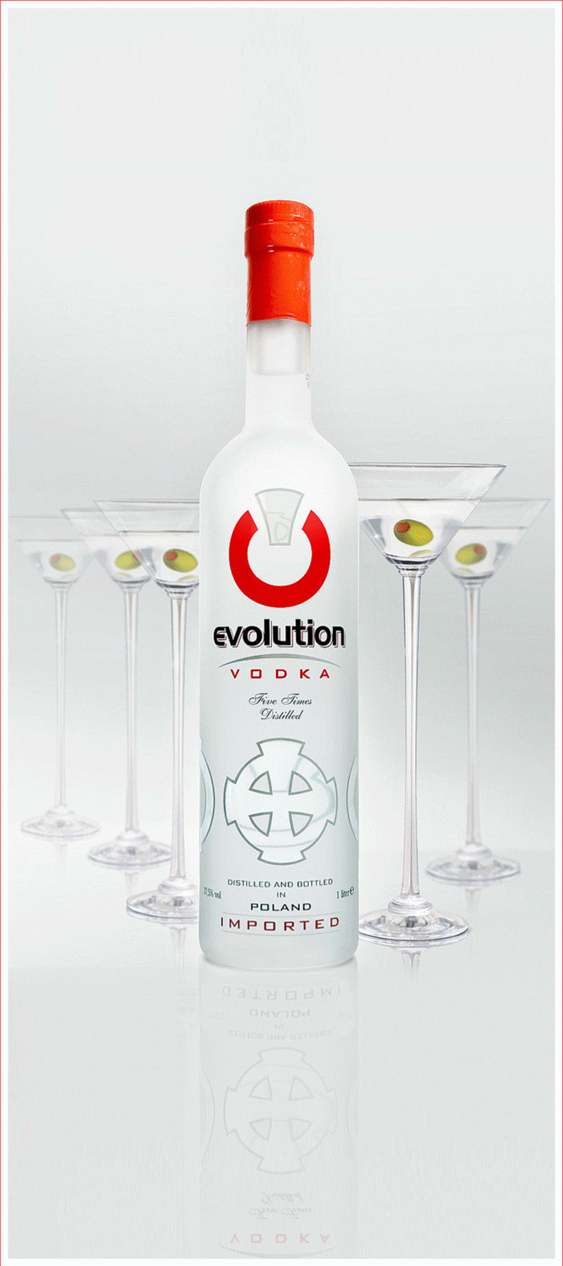 Evolution® Vodka 4
