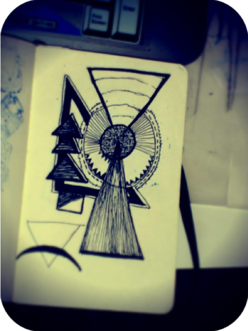 dibujos en el metro 4