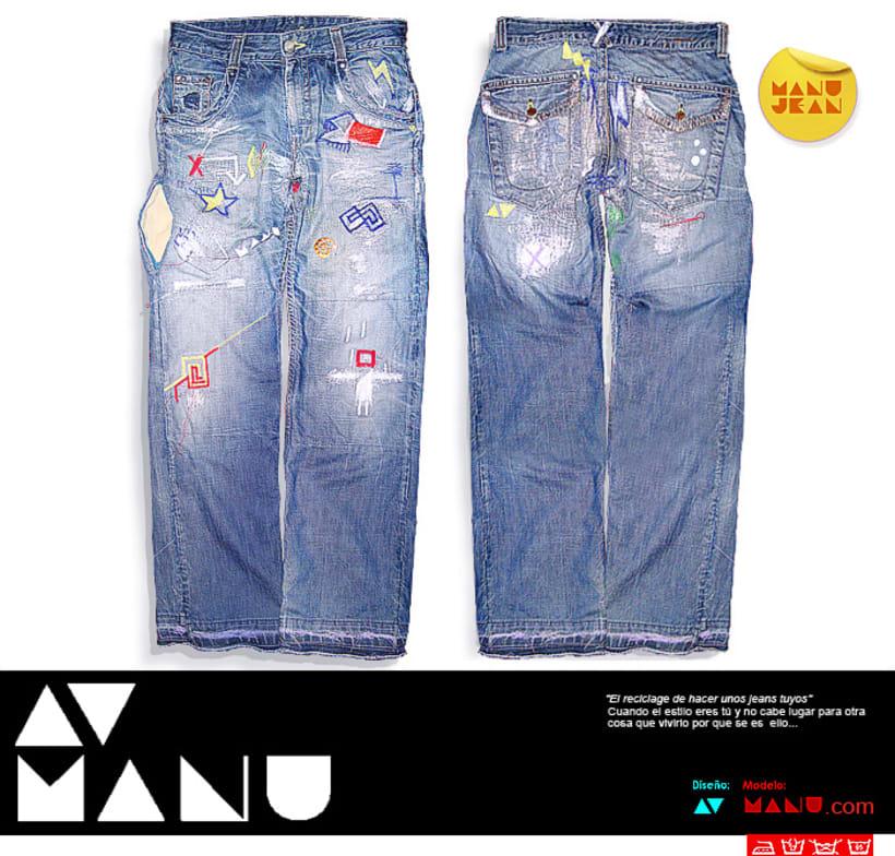 AV™ Manu® Jean 4