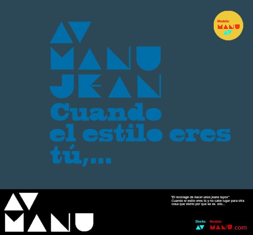 AV™ Manu® Jean 6