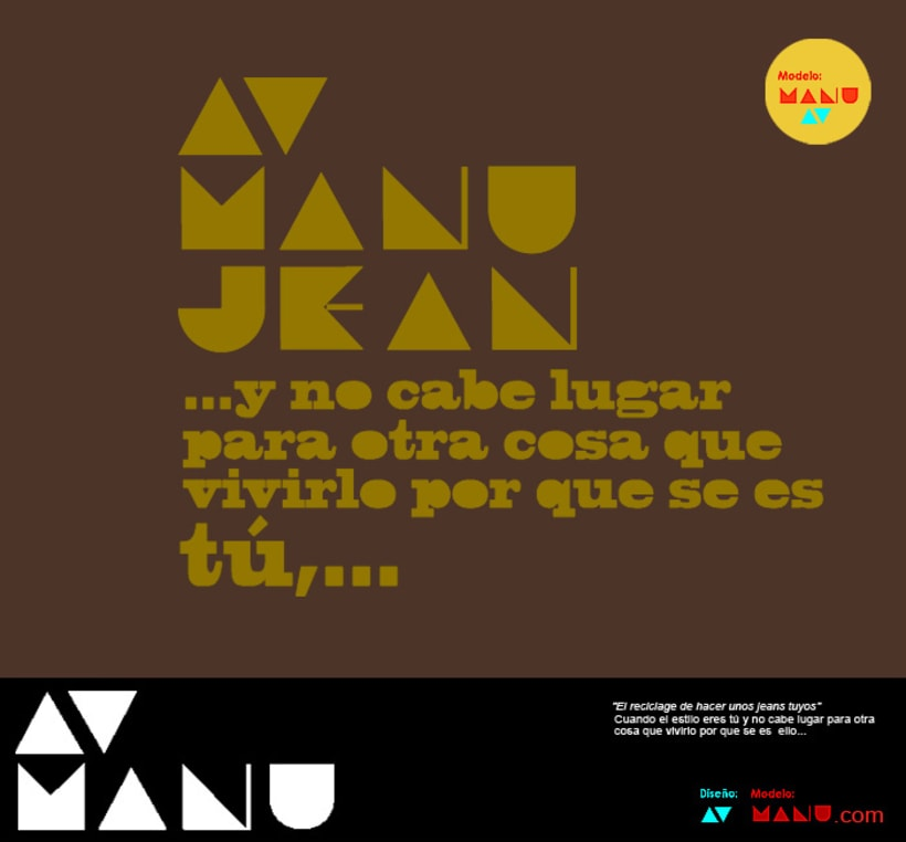 AV™ Manu® Jean 5
