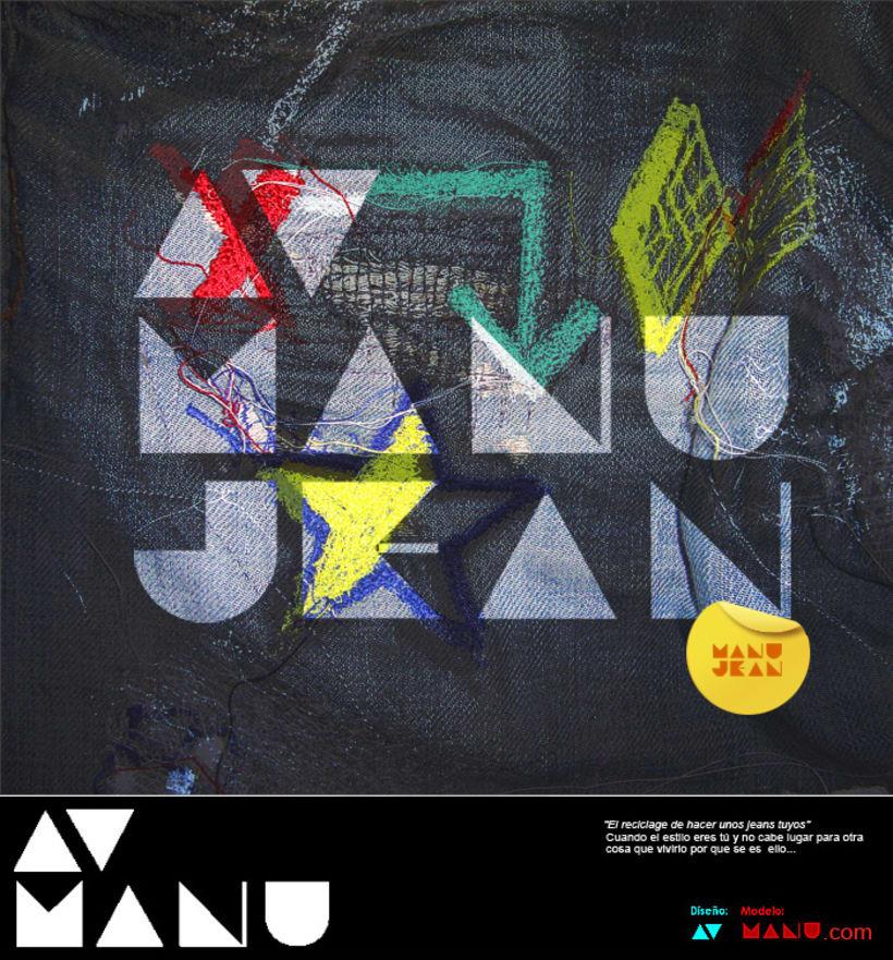 AV™ Manu® Jean 7