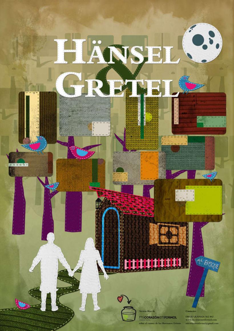 Hänsel & Gretel 1