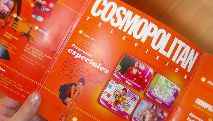 Cosmopolitan™ TV 3