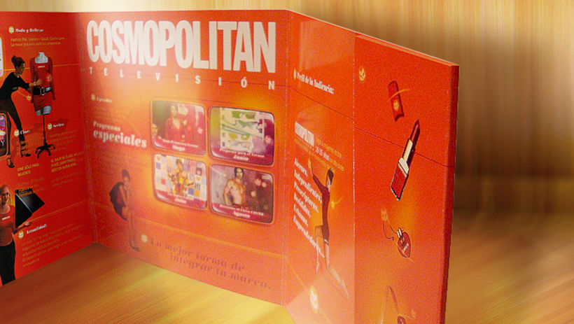 Cosmopolitan™ TV 4
