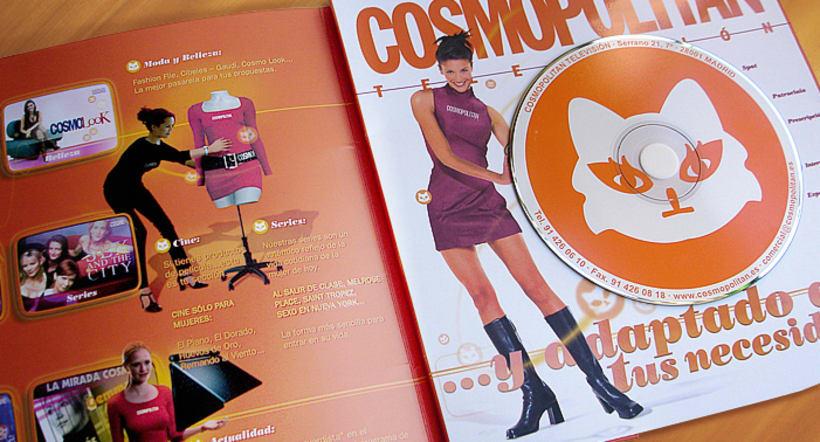 Cosmopolitan™ TV 5