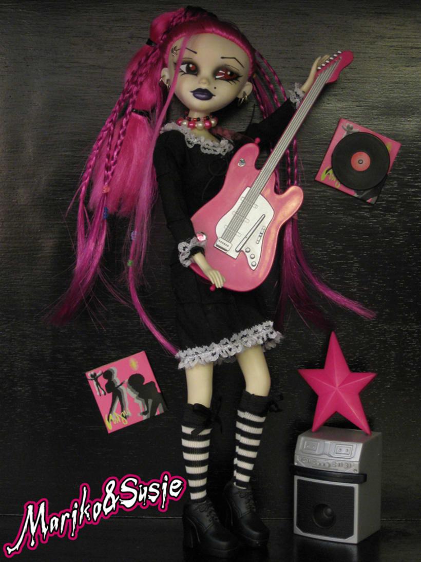 Lolita Sun Hot Pink 1