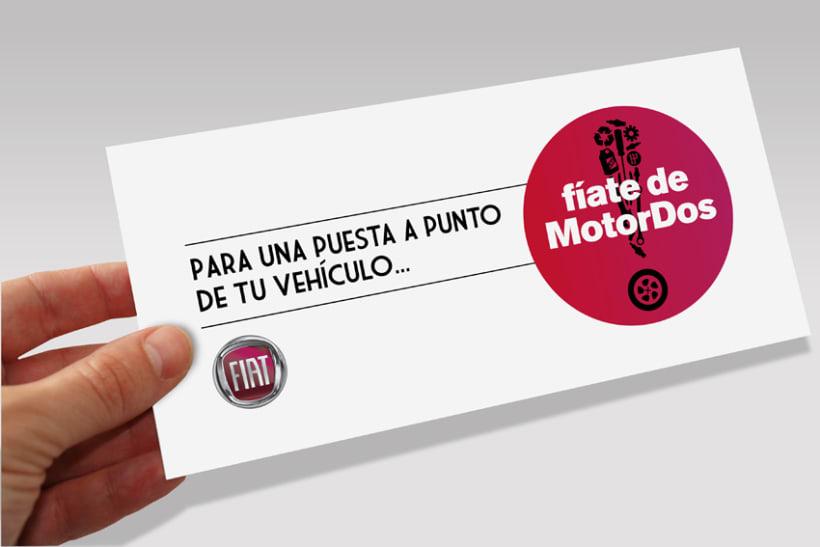 FIAT Motordos Granada 2
