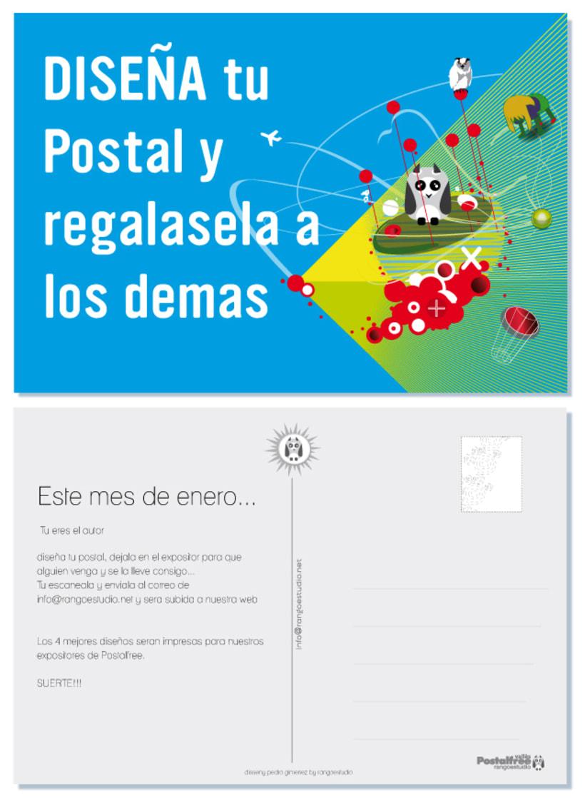 Regala Tu Postal 2