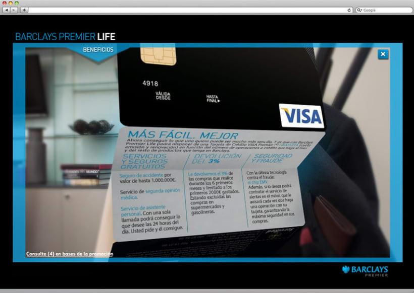Barclays Premiere Life 4