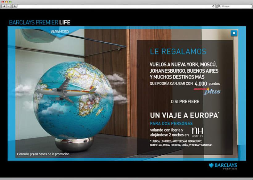 Barclays Premiere Life 6