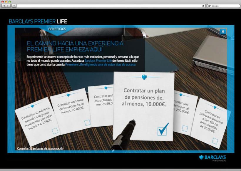 Barclays Premiere Life 3
