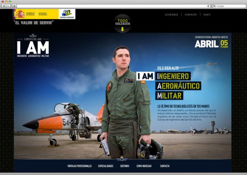 I AM Ingenieros Aeronáuticos Militares 2