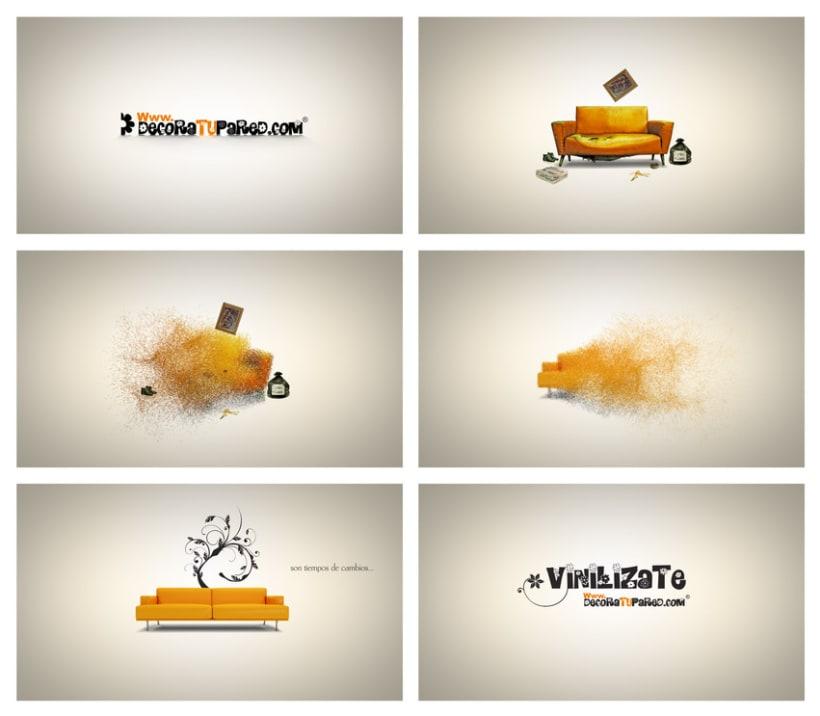 Spot publicitario 2010 decoratupared.com 1