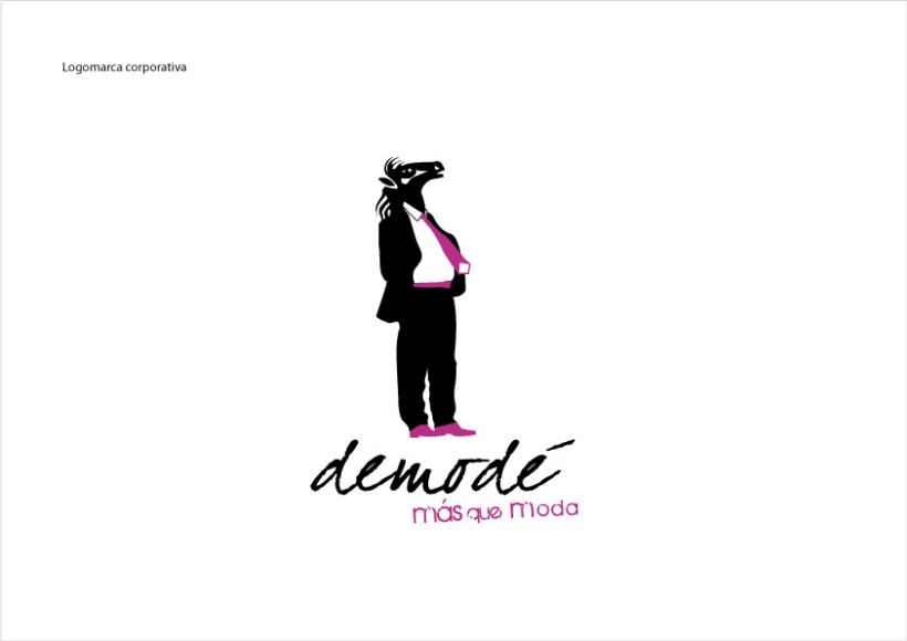 Imagen Corporativa Demodé 2