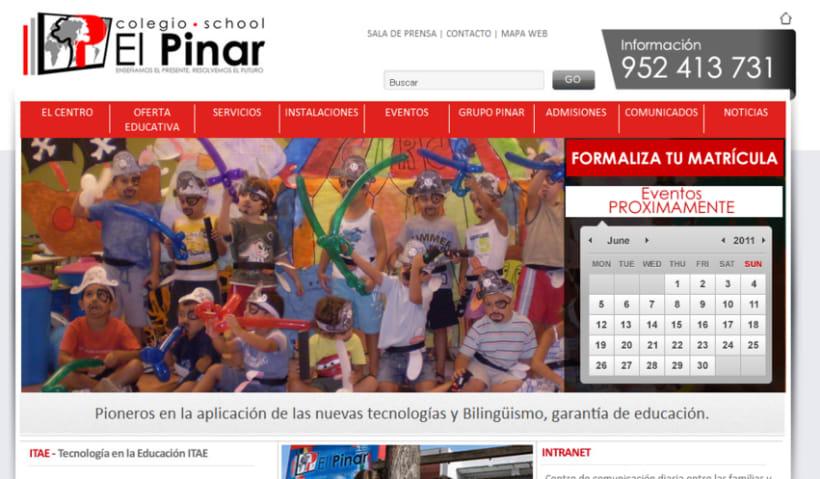 Colegio el Pinar 1