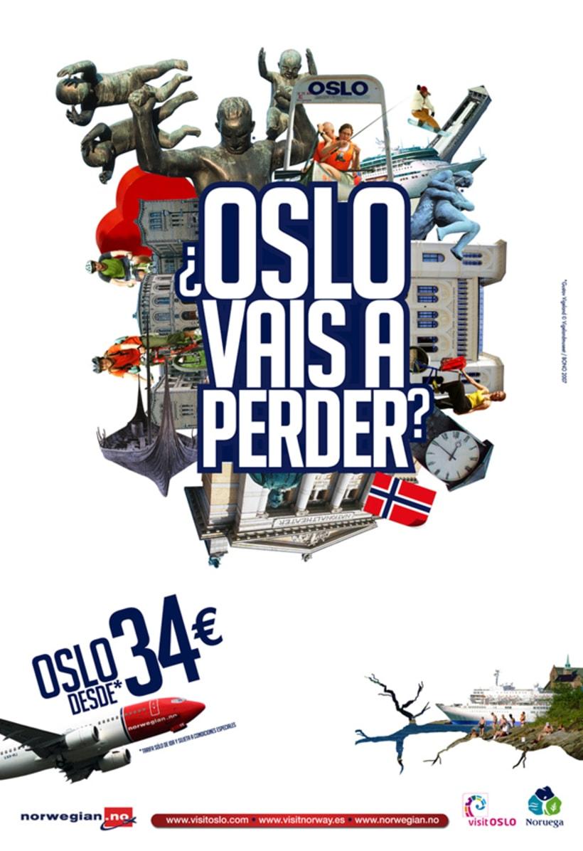 Oslo vais a perder? 2