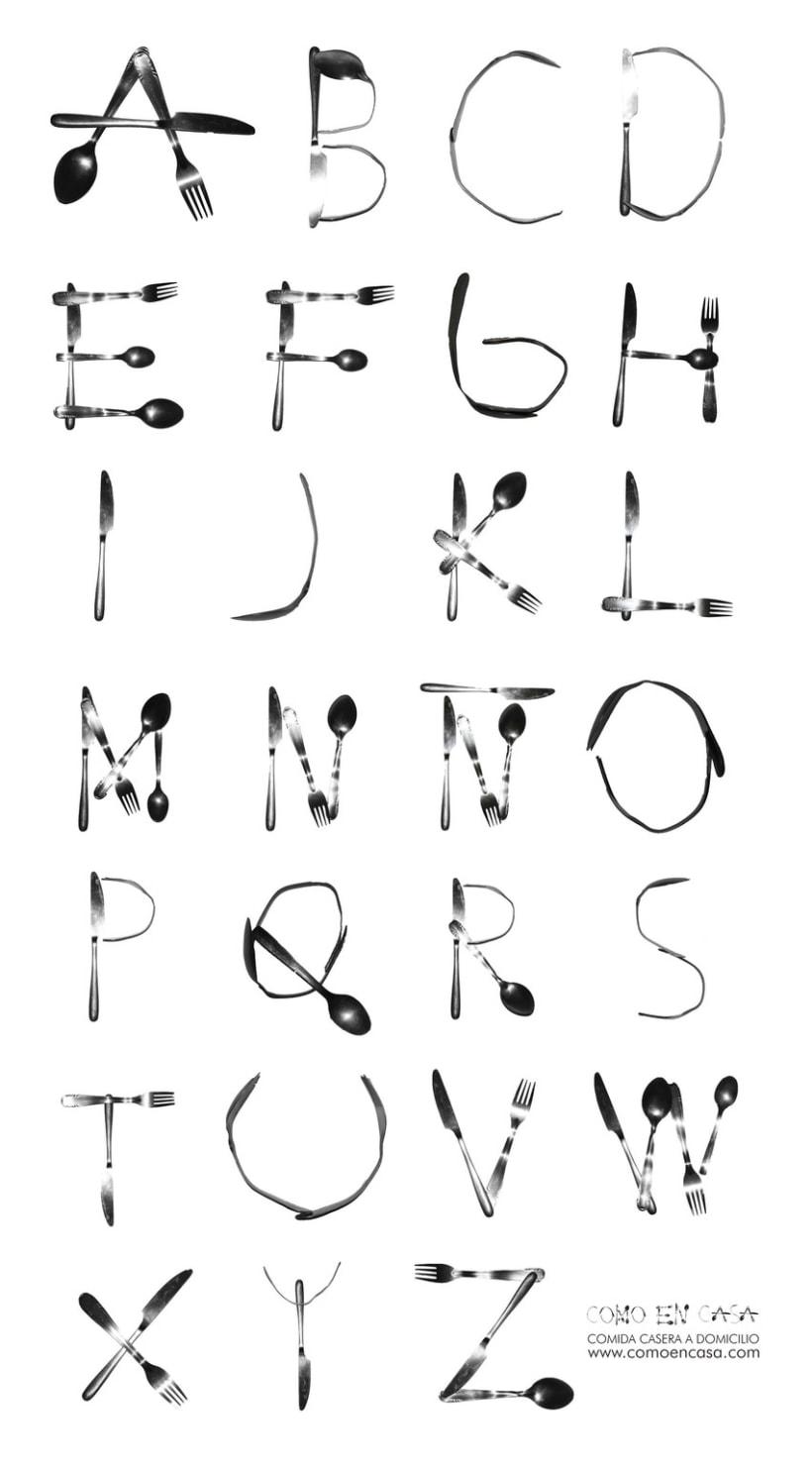 Tipografía + concepto 2