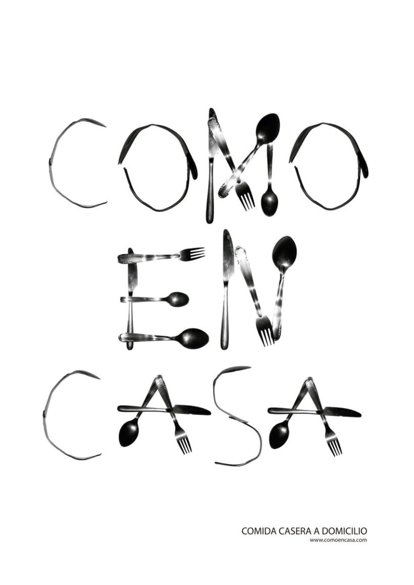 Tipografía + concepto 1