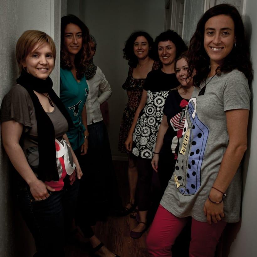 Mujeres en el trabajo 2011 11